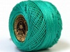 Cotton Perle 12 Emerald Green
