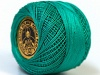 Cotton Perle 12 Dark Emerald Green