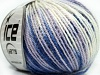 Colorway Wool White Lilac Shades