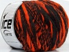 Alpaca Flamme Neon Orange Black