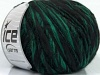 Alpaca Flamme Green Black