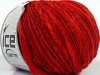 Alpaca Flamme Red Orange