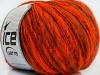 Alpaca Flamme Neon Orange Copper