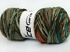 Bonito Ethnic Green Shades Copper