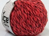 Oliver Wool Tomato Red Black