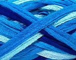Fiber Content 100% Acrylic, Brand ICE, Blue Shades, Yarn Thickness 6 SuperBulky  Bulky, Roving, fnt2-20673