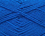 Fiber Content 55% Virgin Wool, 5% Cashmere, 40% Acrylic, Brand ICE, Blue, Yarn Thickness 2 Fine  Sport, Baby, fnt2-21121