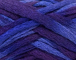 Fiber Content 100% Acrylic, Purple, Maroon, Brand ICE, Yarn Thickness 6 SuperBulky  Bulky, Roving, fnt2-21339