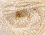 Fiber Content 100% Polyester, Yarn Thickness Other, Brand ICE, Cream, fnt2-21641