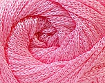 Fiber Content 100% Polyester, Yarn Thickness Other, Light Pink, Brand ICE, fnt2-21645