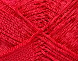 Fiber Content 100% Polyester, Red, Yarn Thickness Other, Brand ICE, fnt2-21650