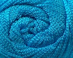 Fiber Content 100% Polyester, Turquoise, Yarn Thickness Other, Brand Ice Yarns, fnt2-22905