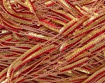 Fiber Content 100% Polyester, Red, Brand ICE, Gold, Yarn Thickness 2 Fine  Sport, Baby, fnt2-23460