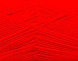 Fiber Content 100% Baby Acrylic, Red, Brand ICE, Yarn Thickness 2 Fine  Sport, Baby, fnt2-23522