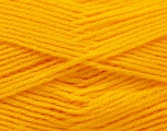 Fiber Content 100% Baby Acrylic, Yellow, Brand ICE, Yarn Thickness 2 Fine  Sport, Baby, fnt2-23773