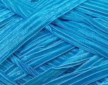 Width of the ribbon is 1.75 cm (5/8 inches) Fiber Content 100% Polyamide, Brand ICE, Blue, fnt2-24436
