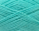 Fiber Content 100% Baby Acrylic, Mint Green, Brand ICE, Yarn Thickness 2 Fine  Sport, Baby, fnt2-24530