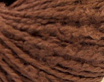 Fiber Content 100% Wool, Brand ICE, Brown, Yarn Thickness 3 Light  DK, Light, Worsted, fnt2-32089
