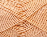 Fiber Content 100% Mercerised Cotton, Brand ICE, Dark Cream, Yarn Thickness 2 Fine  Sport, Baby, fnt2-32546