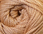 Fiber Content 100% Polyester, Yarn Thickness Other, Light Brown, Brand ICE, fnt2-33261