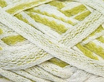 Fiber Content 50% Cotton, 50% Acrylic, White, Yarn Thickness Other, Brand Ice Yarns, Green, fnt2-33523