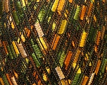 Trellis  Composition 100% Polyester, Yellow, Brand Ice Yarns, Green, Camel, Yarn Thickness 5 Bulky  Chunky, Craft, Rug, fnt2-34031