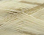 Fiber Content 90% Premium Acrylic, 10% Polyamide, Brand ICE, Cream, Camel, Yarn Thickness 3 Light  DK, Light, Worsted, fnt2-36297