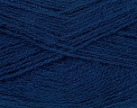 Composition 70% Acrylique, 30% Angora, Navy, Brand ICE, fnt2-36459