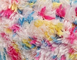Composition 85% Micro fibre, 15% Polyamide, Yellow, White, Pink, Brand ICE, Blue, fnt2-36723