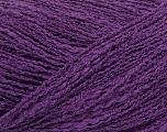 Fiber Content 100% Cotton, Purple, Brand ICE, Yarn Thickness 2 Fine  Sport, Baby, fnt2-37068