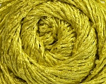 Fiber Content 51% Cotton, 49% Polyamide, Brand ICE, Green, Yarn Thickness 3 Light  DK, Light, Worsted, fnt2-38487