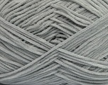 Fiber Content 100% Nylon, Light Grey, Brand ICE, fnt2-39198