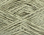 Fiber Content 90% Acrylic, 10% Polyamide, Light Green, Brand ICE, Yarn Thickness 3 Light  DK, Light, Worsted, fnt2-39307