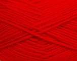 Fiber Content 100% Acrylic, Red, Brand ICE, fnt2-39386