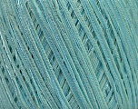 Fiber Content 50% Polyamide, 50% Viscose, Light Blue, Brand ICE, fnt2-39556