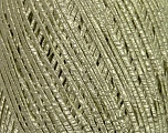 Fiber Content 70% Acrylic, 30% Viscose, Khaki, Brand ICE, Yarn Thickness 3 Light  DK, Light, Worsted, fnt2-39708