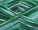 Fiber Content 100% Acrylic, Brand ICE, Green Shades, fnt2-39773