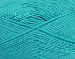 Fiber Content 100% Acrylic, Light Turquoise, Brand ICE, Yarn Thickness 2 Fine  Sport, Baby, fnt2-39926