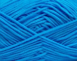 Fiber Content 100% Polyamide, Turquoise, Brand ICE, Yarn Thickness 3 Light  DK, Light, Worsted, fnt2-40620