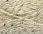 Fiber Content 61% Acrylic, 26% Wool, 13% Polyester, Brand ICE, Cream, Yarn Thickness 5 Bulky  Chunky, Craft, Rug, fnt2-41132