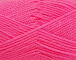 Fiber Content 100% Premium Acrylic, Brand ICE, Candy Pink, Yarn Thickness 3 Light  DK, Light, Worsted, fnt2-41232