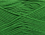 Fiber Content 80% Acrylic, 20% Wool, Brand ICE, Green, Yarn Thickness 4 Medium  Worsted, Afghan, Aran, fnt2-41254