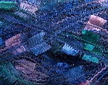 Fiber Content 100% Polyamide, Turquoise, Purple, Lilac, Brand ICE, Yarn Thickness 5 Bulky  Chunky, Craft, Rug, fnt2-41312