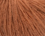 Fiber Content 75% Wool, 25% Nylon, Light Brown, Brand ICE, fnt2-42174