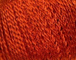 Fiber Content 90% Viscose, 10% Polyamide, Orange, Brand Ice Yarns, fnt2-43897