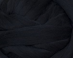 Fiber Content 100% Wool, Brand Ice Yarns, Black, fnt2-44021
