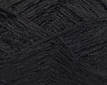 Fiber Content 100% Viscose, Brand Ice Yarns, Black, fnt2-44133