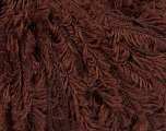 Fiber Content 4% Angora, 4% Cashmere, 38% Polyamide, 33% Viscose, 21% Wool, Brand Ice Yarns, Brown, Yarn Thickness 5 Bulky  Chunky, Craft, Rug, fnt2-44173