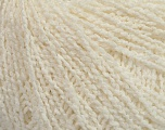 Fiber Content 81% Polyamide, 18% Cotton, 1% Elastan, White, Brand Ice Yarns, Yarn Thickness 2 Fine  Sport, Baby, fnt2-44199