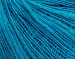 Fiber Content 50% Wool, 50% Acrylic, Turquoise, Brand Ice Yarns, Yarn Thickness 2 Fine  Sport, Baby, fnt2-44299
